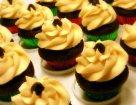 Boozy Baileys Cupcakes